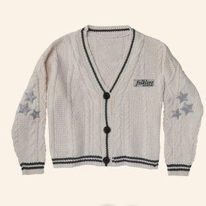 Taylor Swift Folklore cardigan white XL